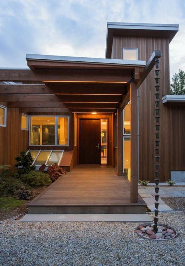 Les 25 meilleures id es concernant le tableau architecture japonaise sur pint - Maison style japonais ...