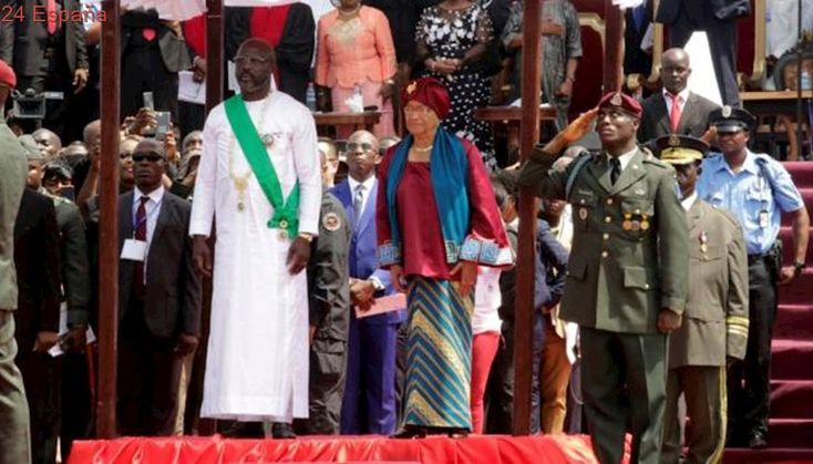 George Weah ya es presidente de Liberia