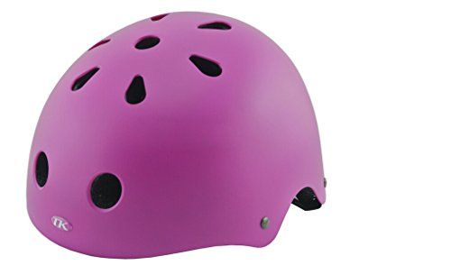 Climbing-ZH ABS EPS Rock Climbing Helmet Outdoors Helmet Climbing Helmet Skating Helmet Hip-hop Helmet Skateboard Helmet Rollor Skating Helmet Purple L *** Check out the image by visiting the link.