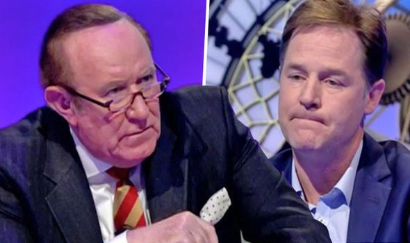 'You don't understand Brexit!' Andrew Neil DESTROYS Nick Clegg in car-crash interview