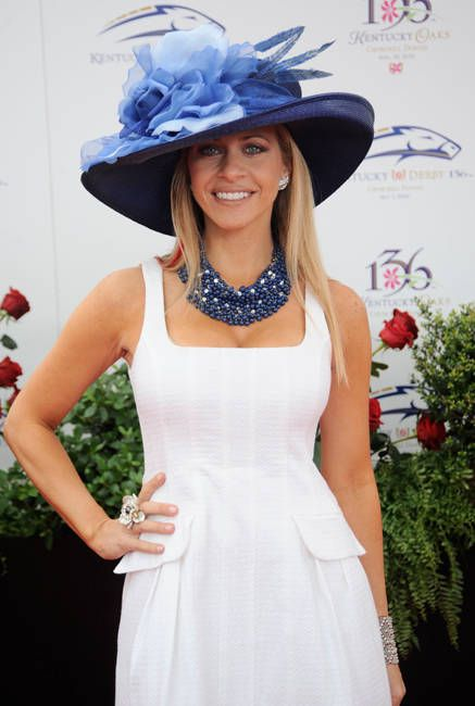 at the 139th Kentucky Derby on May 4, 2013 in Louisville, Kentucky