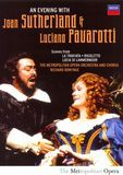 An Evening with Joan Sutherland and Luciano Pavarotti [DVD Video] [DVD], 13502003