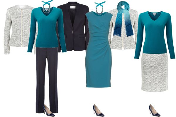 Capsule wardrobe pieces for Spring - see more at www.lookingstylish.co.uk