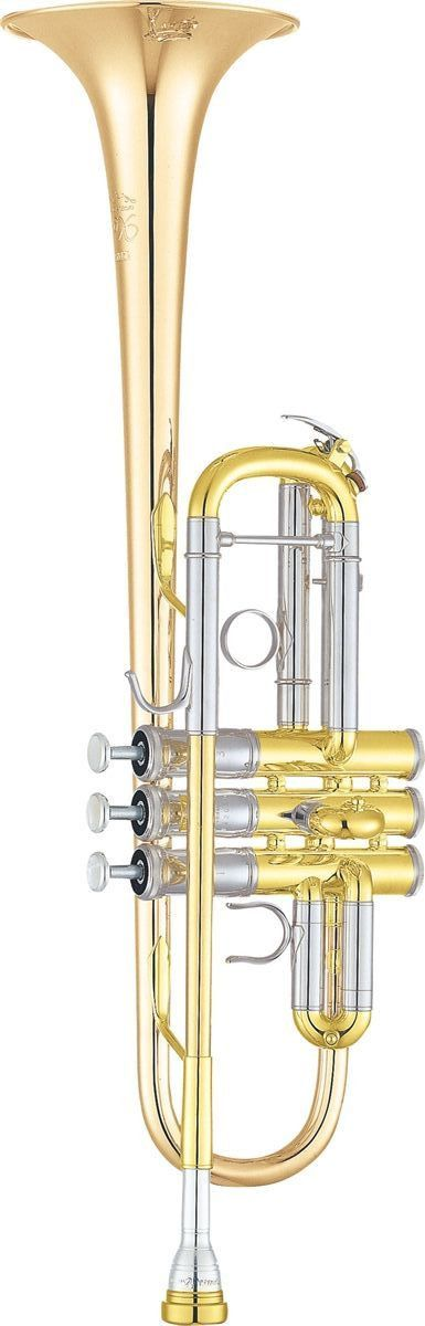Yamaha YTR-8445 Custom Xeno Series Professional C Trumpet