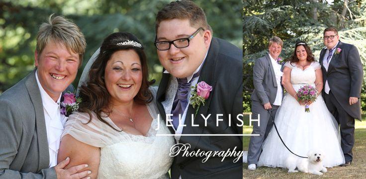 JELLYFISH PHOTOGRAPHY WEDDING BARTON HALL HOTEL KETTERING