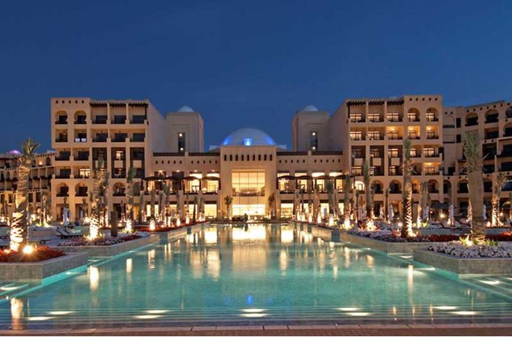Hilton Resort and Spa in Ras Al Khaimah