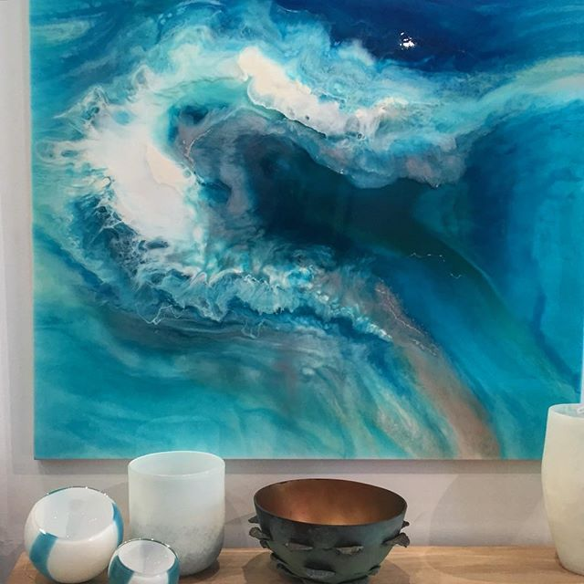Resin Painting Techniques : Best ideas about resin art on pinterest crafts