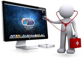 У компьютера тоже должен быть свой доктор, который правильно поставит диагноз и вылечит. Компьютерная помощь в Санкт-Петербурге.