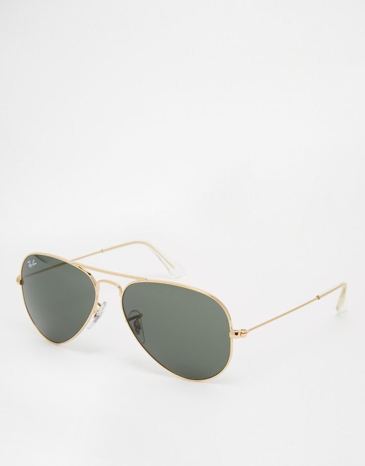 Image 1 ofRay-Ban Aviator Sunglasses