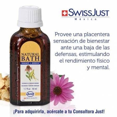 Fotos de Productos Swiss Just - Aceites esenciales y cremas