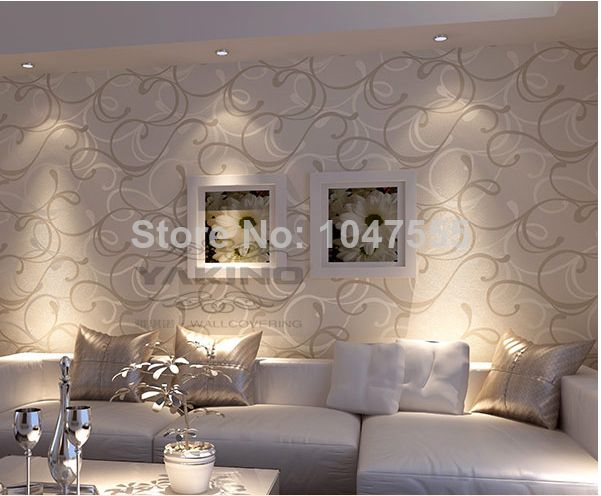 Mural moderno breve staphyloccus r stico foto papel papel - Papel de pared moderno ...