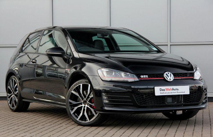 volkswagen golf gti mk7 deep black wants not needs
