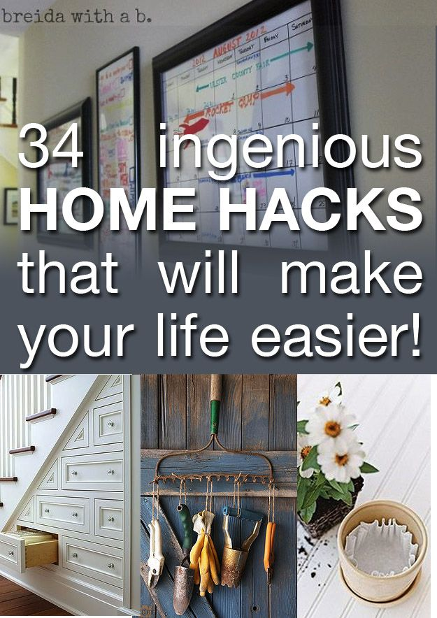 home hacks to make life easier kristen from the road to domestication 39 s clipboard on. Black Bedroom Furniture Sets. Home Design Ideas