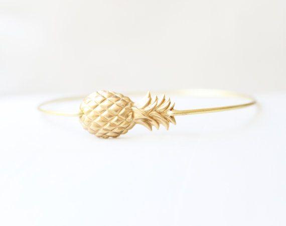 Pineapple Bracelet ♡