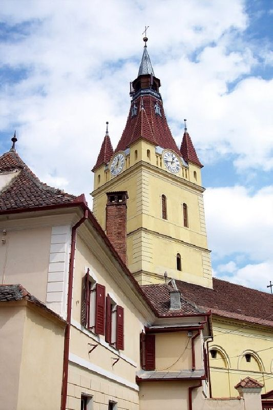 Biserica evanghelica fortificata din Cristian