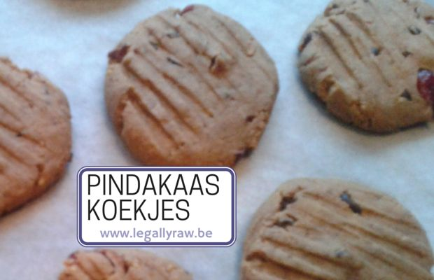 Vandaag een recept voor overheerlijke pindakaaskoekjes, die echt lekker zijn om mee te nemen op vakantie http://legallyraw.be/pindakaaskoekjes/