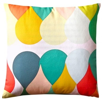 Raindrop Sorbet Cushion