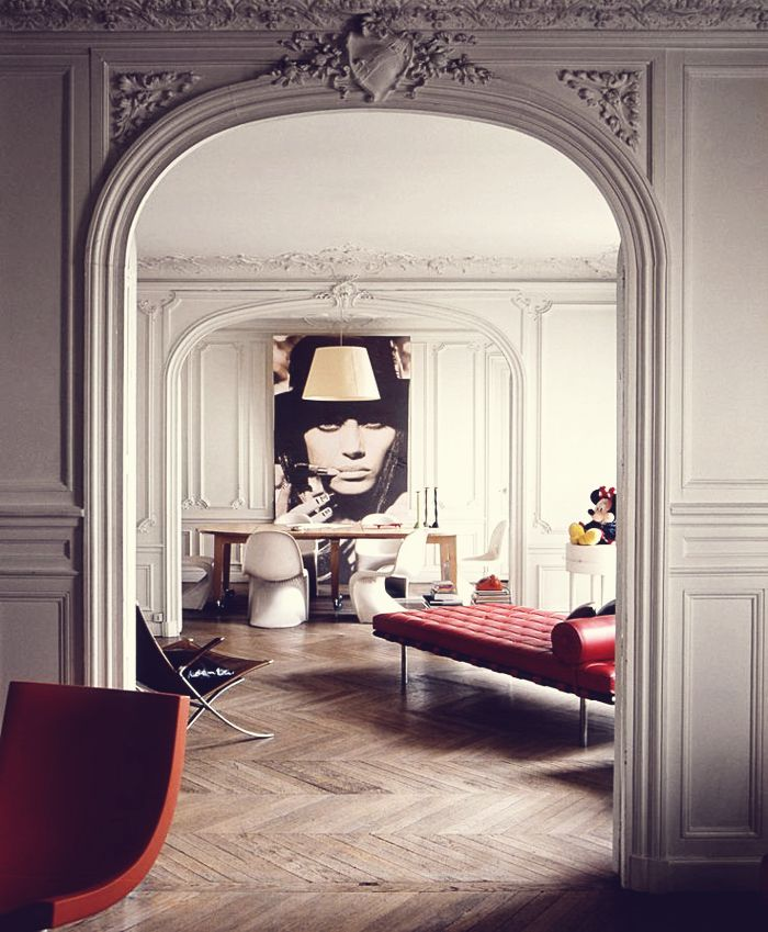 449 best Elegant Paris Flat images on Pinterest | Paris apartments ...