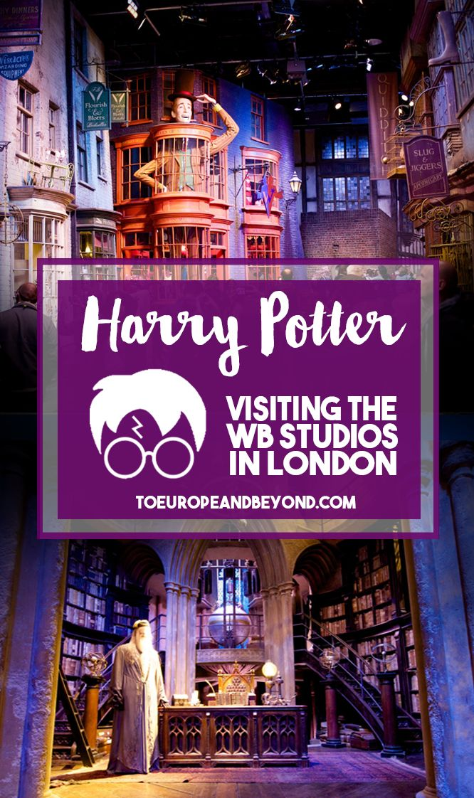You can tell by watching the movies how much thought was put into details and how precise J.K. Rowling's storylines are; how, exactly, do you do justice to such an imaginative, unrealistic yet incredibly relatable story? http://toeuropeandbeyond.com/fangirling-harry-potter-studios-london-photos/ #HarryPotter #London