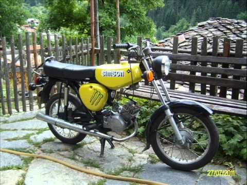 Simson S50 B1 Back on the road