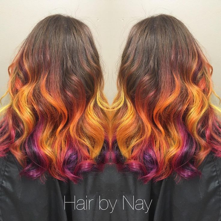 In love with this #sherbethair by @naomitrotto on @annieofcourse #theunicorntribe #hairenvy #hairbynay #macombcounty #macomb #hairist #hairporn #hairenvy #mittenhair #michiganrainbow #michiganunicorn #michiganhairstylist #redhair #orangehair #ombre #gradient #colorful #colorobsession @stylistssupportingstylists @preendotme @imallaboutdahair @modernsalon @behindthechair_com @salonbellamore #elumen #haironfleek #firehair #bellamore586 #balayage