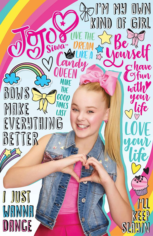Quotegraphic Jojo Siwa Words To Live By Our