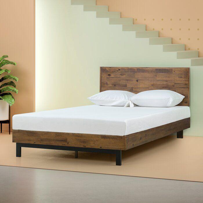Gabriel Platform Bed Adjustable Beds Wood Platform Bed