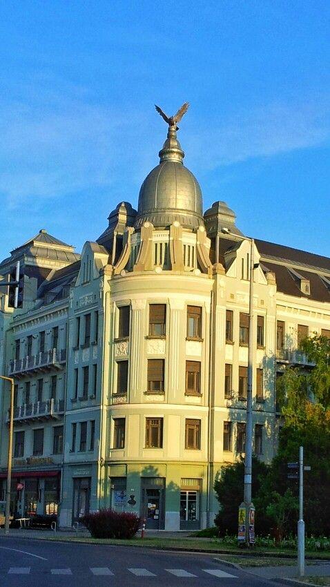 A város egyik nevezetes épülete