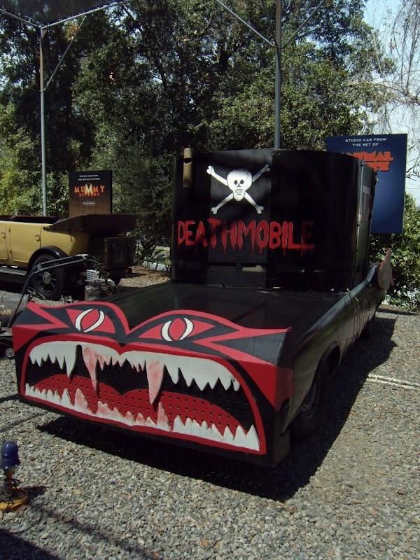 Death mobile- Animal House
