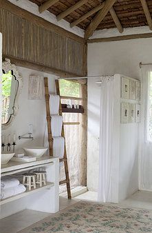 ducha baño pequeño