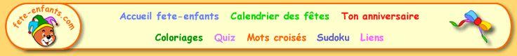 Fete-enfants.com : toutes les fêtes pour les enfants