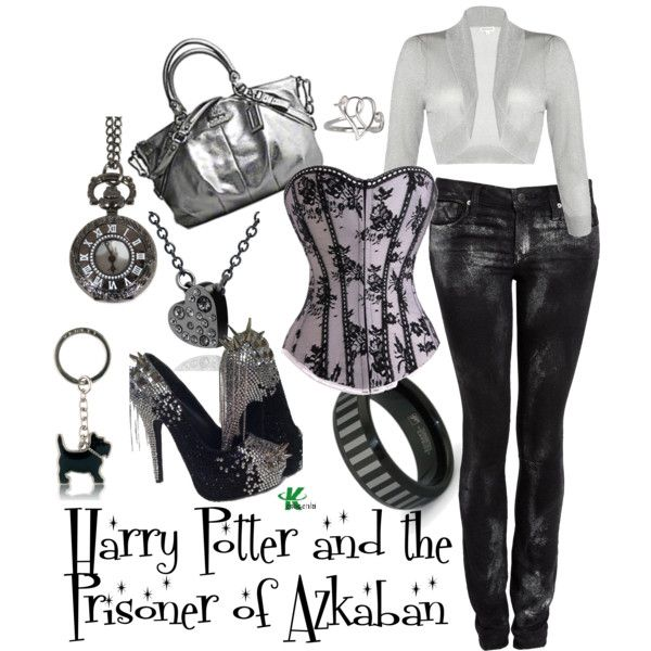 Harry Potter And The Prisoner Of Azkaban By Wearwhatyouwatch On