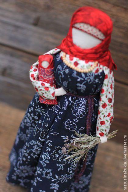 """Кукла """"Мамушка"""" - народная кукла,народная традиция,кукла,кукла ручной работы"""