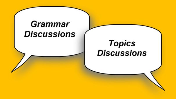 You can now easily access all 88 Printable 'Grammar' and 'Topics' Pair Work Discussion activities on just one page.