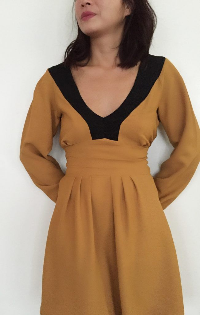 Alix dress