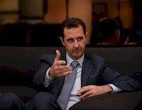 اسد: هرکس سلاحش را بر زمین بگذارد عفو میشود