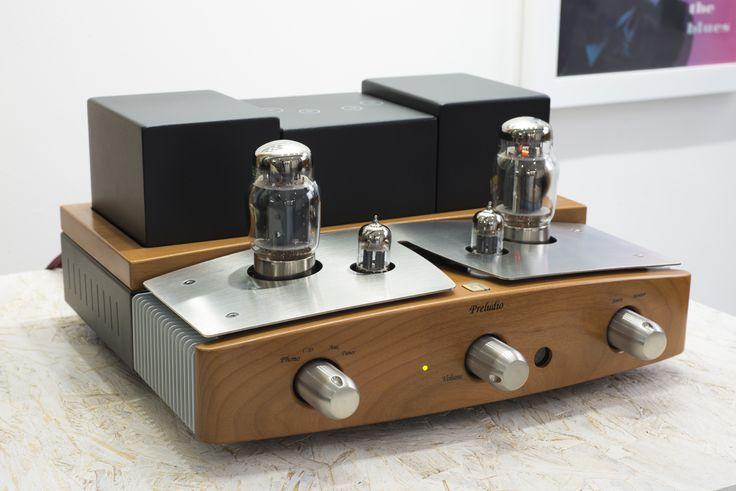 Unison Research Preludio Valve Amplifier www.audio-philia.co.uk #Unisonresearch…