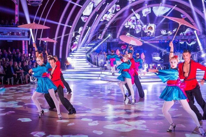 Pro-Dance - Strictly Come Dancing 2013 - Week 5
