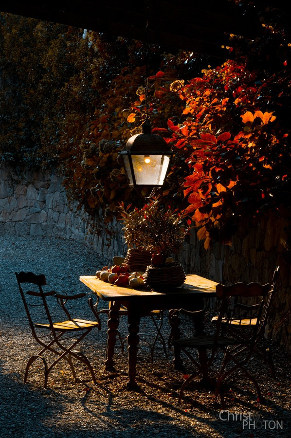 fall...An Inviting Place