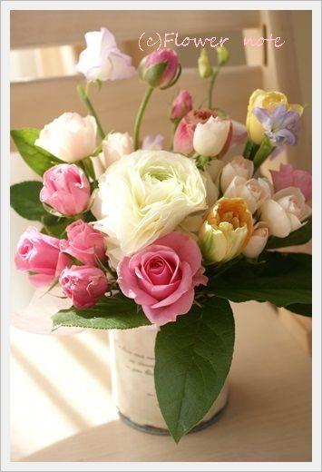 『【今日の贈花】AKO ART PLUS』http://ameblo.jp/flower-note/entry-11494265976.html