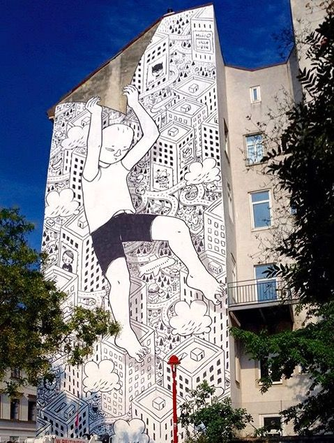 """Unsticker"" by Millo in Vienna, 8/15 (LP)"