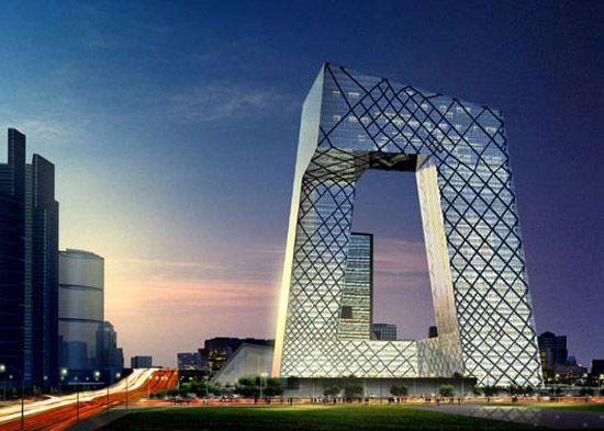 Famous Architecture Buildings