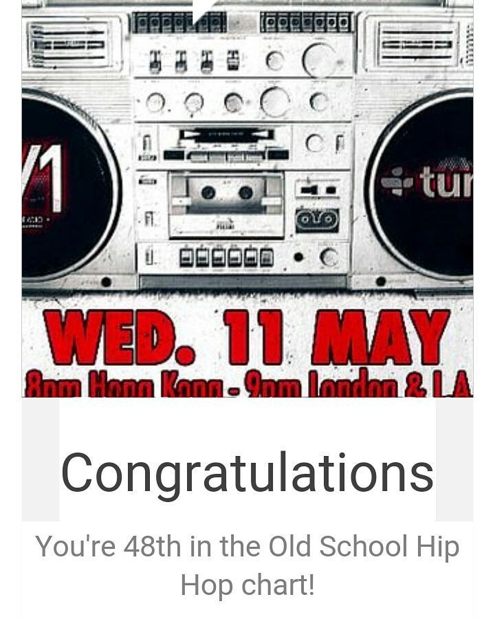 "The #podcast from the ""#live #party at #BarBerliner"" is 48th in the #oldschool #hiphop #chart : check it out here :  http://ift.tt/1qwx5EF  #dj #turntablism #radio #radioshow #show #Scratche #dopedj #djing #dj #dope #worldwide #Broadcast #underground #lyon #paris #london #newyork #losangeles #HongKong #berlin by djbkill"