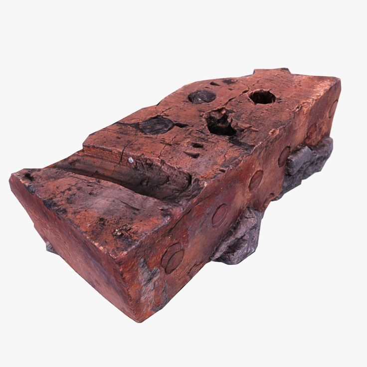 3dsmax brickwork debris