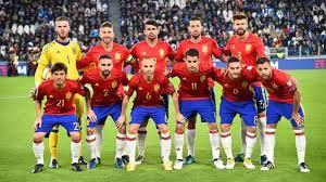 Resultado de imagen para seleccion española de futbol 2017