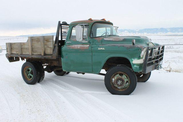 1957 GMC Napco 4×4   LockingHub.com   4X4-4SALE   Pinterest   Cars, Vintage trucks and GMC Trucks