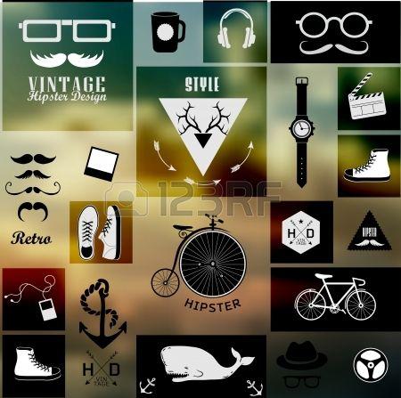 Estilo inconformista info elemento y un icono gráfico. Ilustración del vector. Blur, fondo sombras