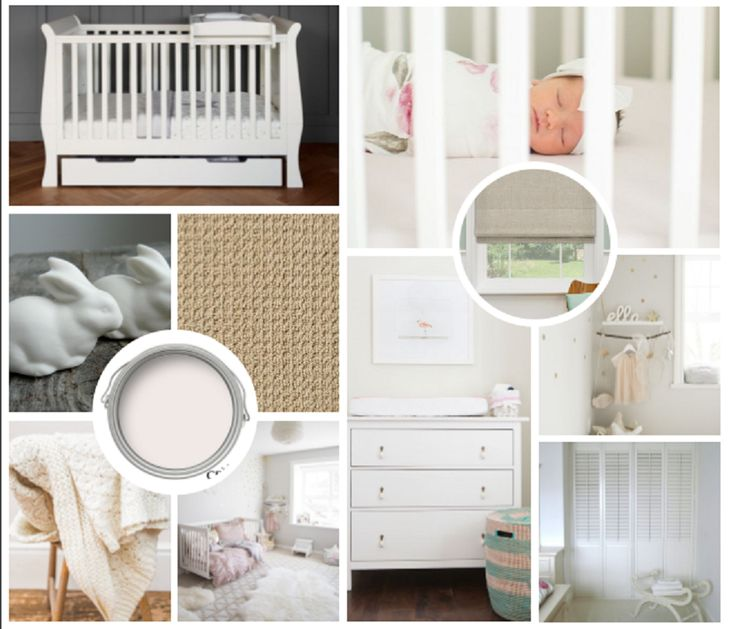 Blush Nursery With Neutral Textures: 1000+ Ideas About Nursery Collage On Pinterest