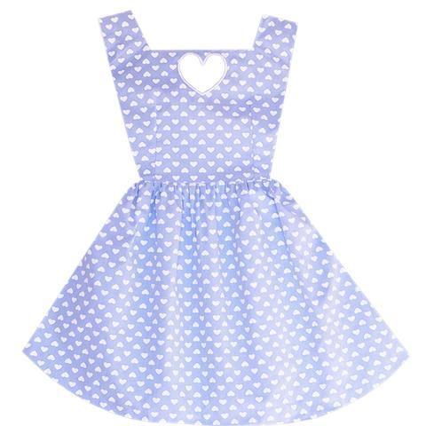 Love Is In The Air Heart Cutout Dress