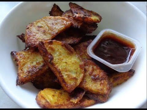 Quick Recipe | Crispy & Spicy Potato Wedges